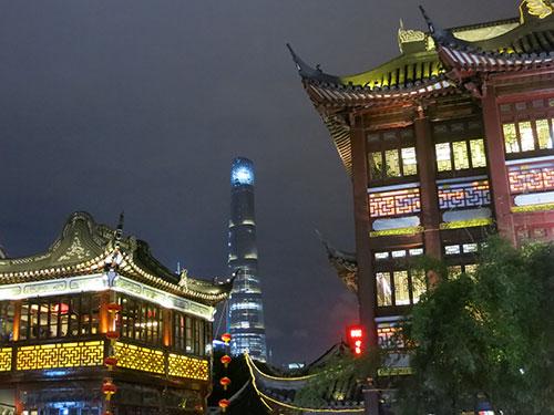 上海センター