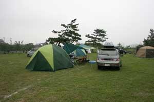 京都府 八丁浜小浜キャンプ場 の写真g32522