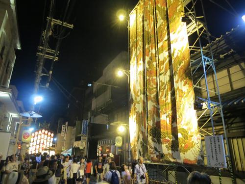 誉田屋源兵衛 祇園祭