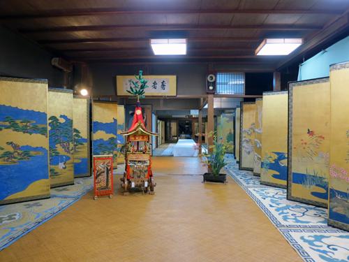 藤井紋 祇園祭